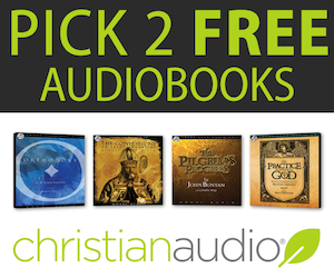 ChristianAudio - Checkout our FREE audiobook this month!