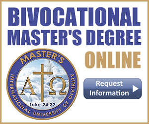 Bivocational Master's Degree Online - Master's International University of Divinity