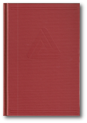 Book Cover - Plain red background.